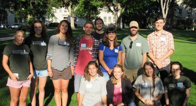 Fall 2016 New Students & Grad Student Mentors