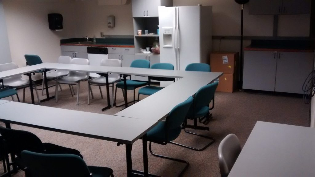 Ecology Conference Room - Johnson Hall rm 132