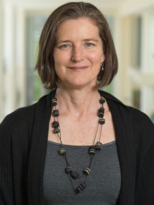 Ruth Hufbauer, Professor of Bioagricultural Sciences and Pest Management and  and member of the Standing Committee on the Status of Women Faculty at Colorado State University, April 17, 2019
