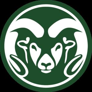 CSU Rams Head