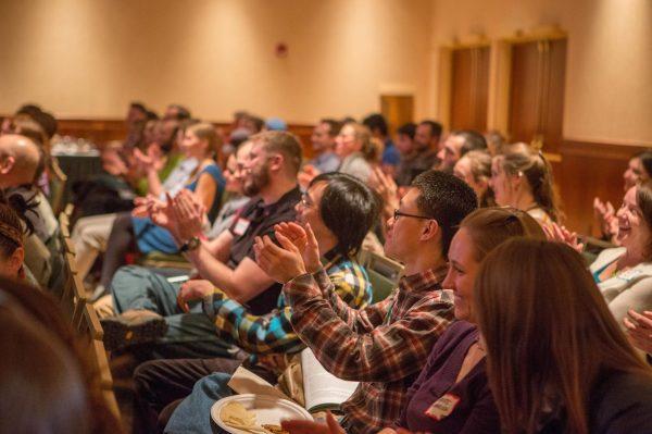 Ignite Talk Audience Image